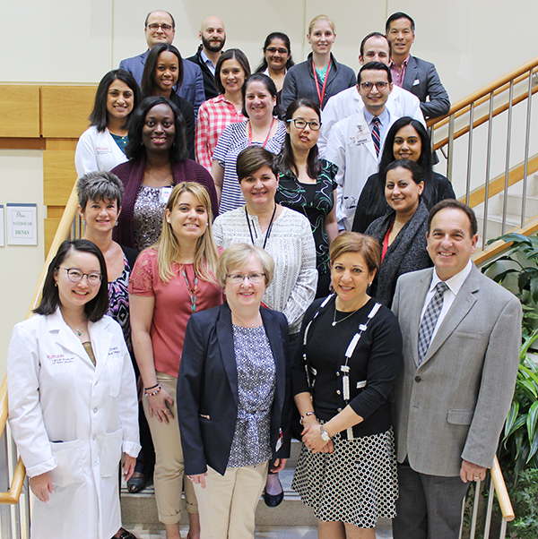 Rutgers Cancer Institute Breast Cancer Care Team