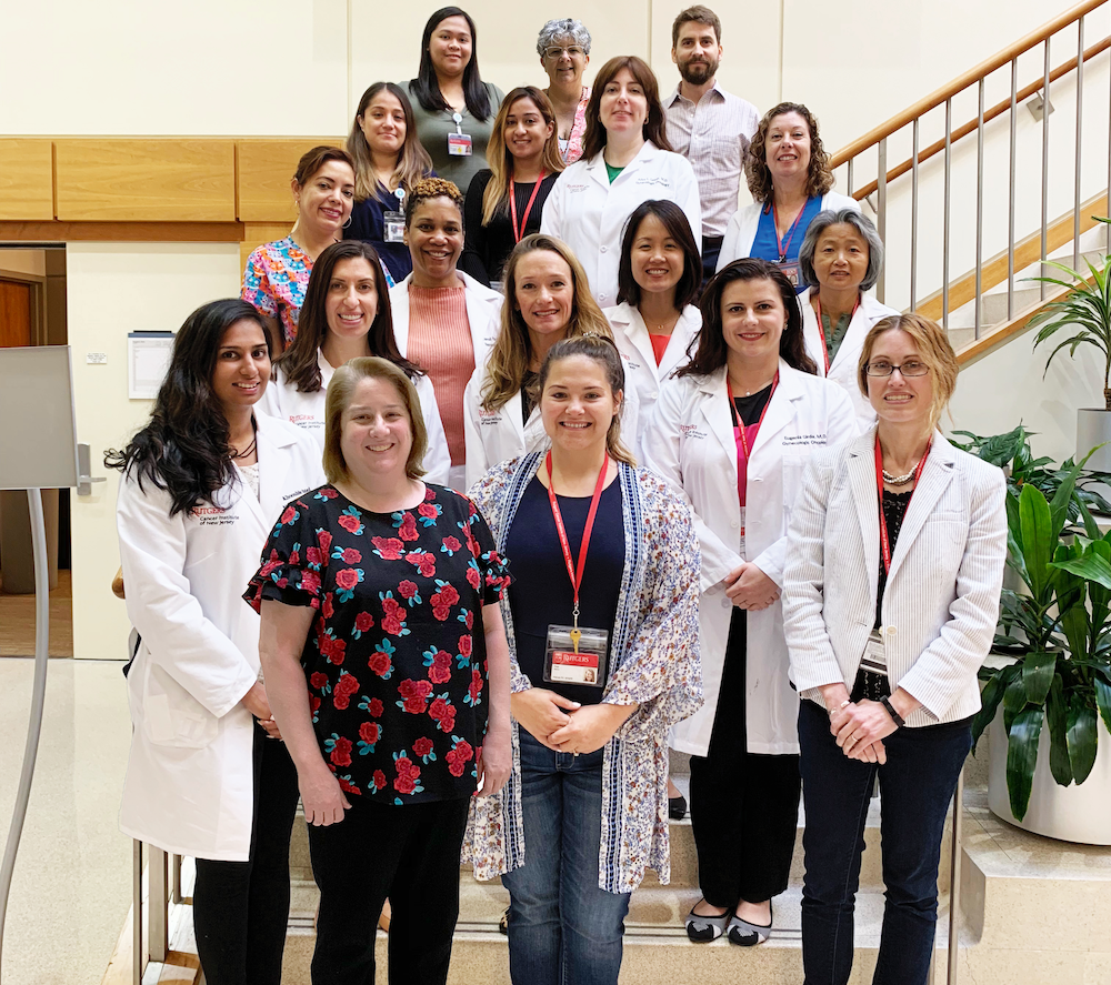 Gynecologic Oncology Program | Rutgers Cancer Institute of