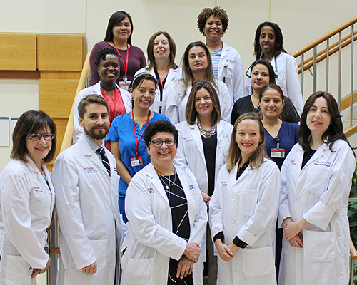 Rutgers Cancer Institute of New Jersey Gynecologic Oncology Team
