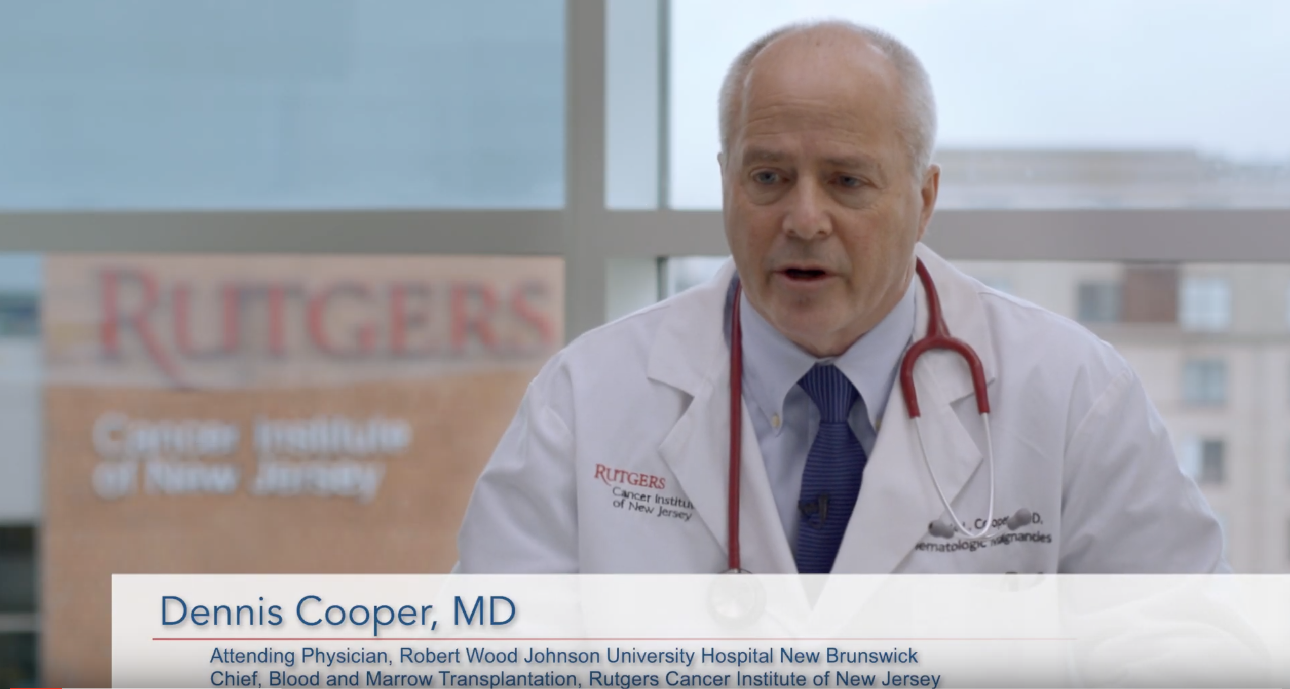 Blog: The Cure for Blood Cancer is in Your Hands | Rutgers Cancer